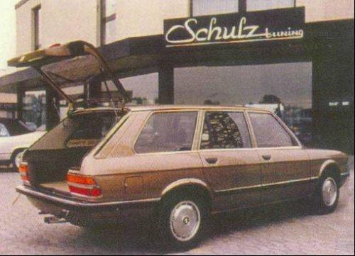 Bmw E28 Touring E28de